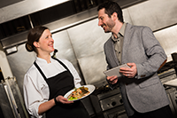 Kitchen Manager Performance Review