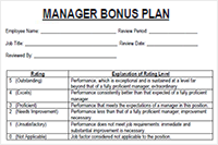 manager review template