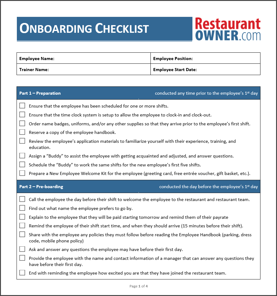 Employee onboarding checklist download the employee onboarding checklist falaconquin