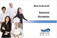 Restaurant Employee Handbook Templates