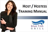 hostess training manual pdf