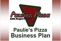 sample pizzeria business plan