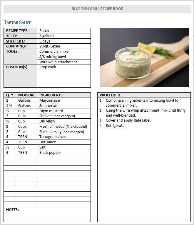 recipe management