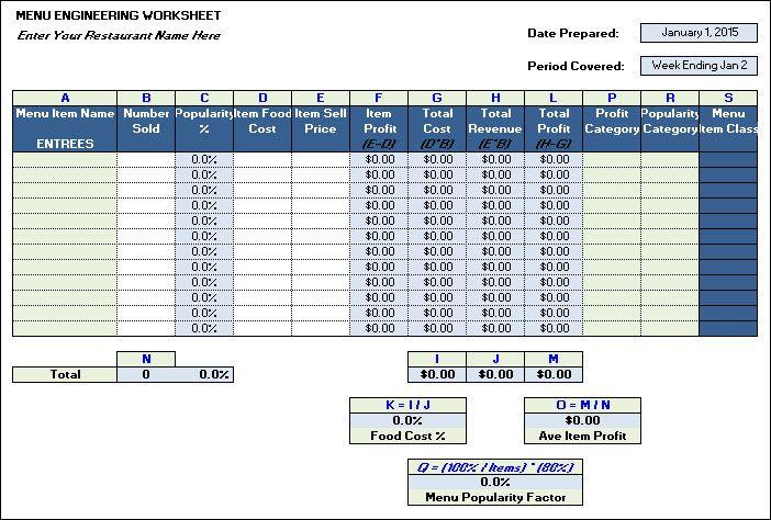 Printables Engineering Worksheets menu engineering worksheets download the worksheet